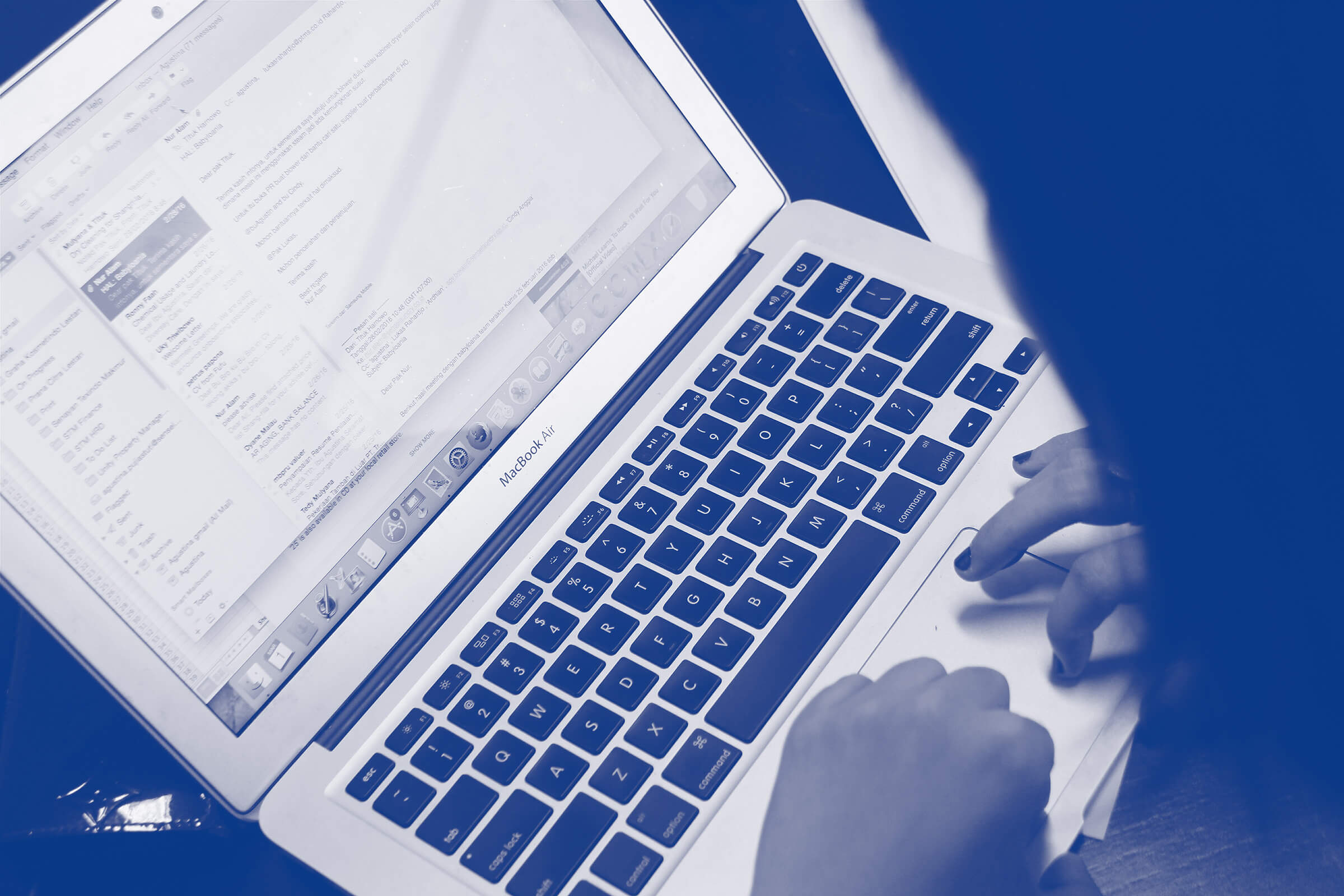 Writing an email to WordPress development agency